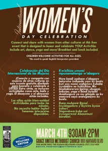 Int Womens Day front